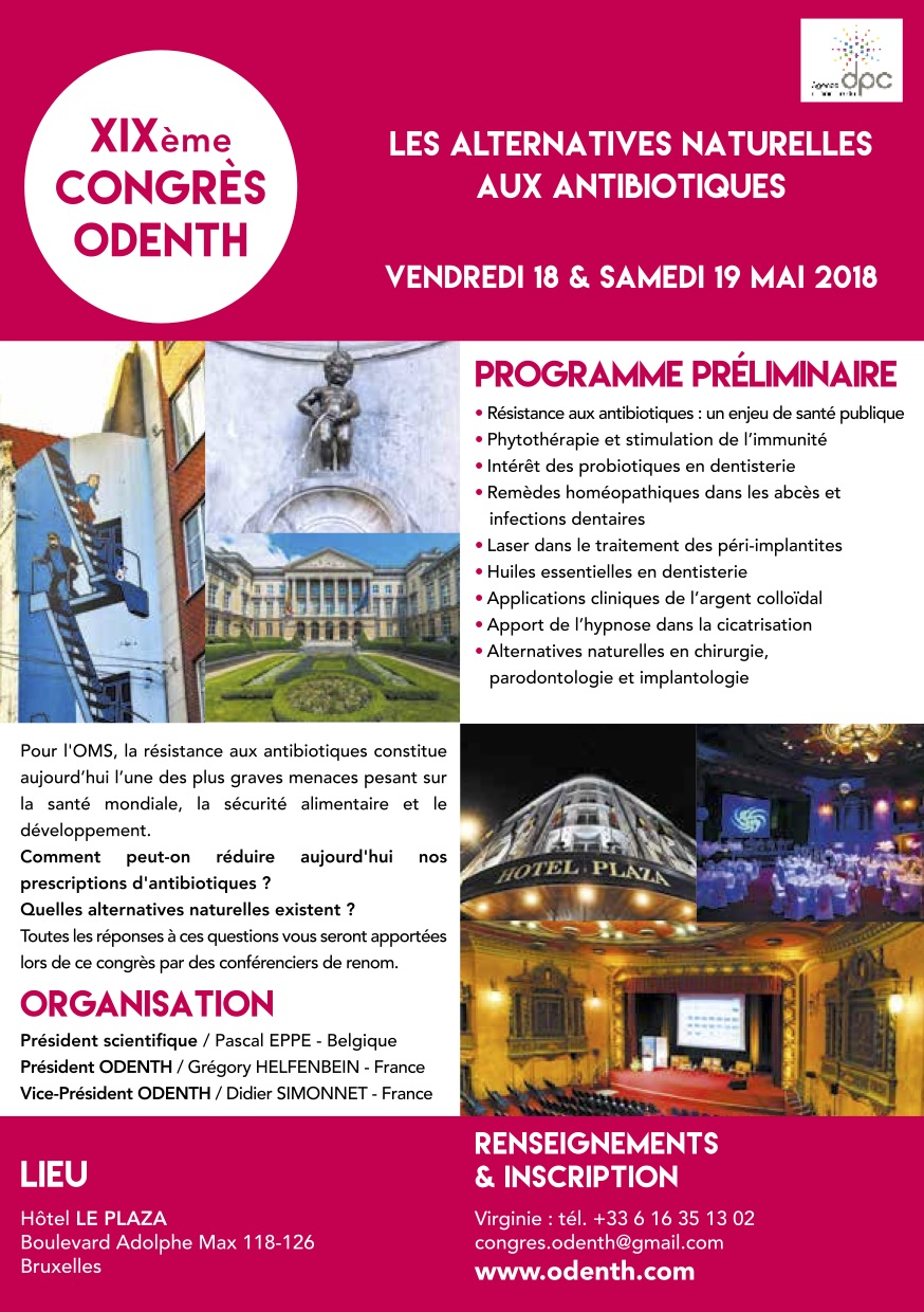 Congres Odenth Programme