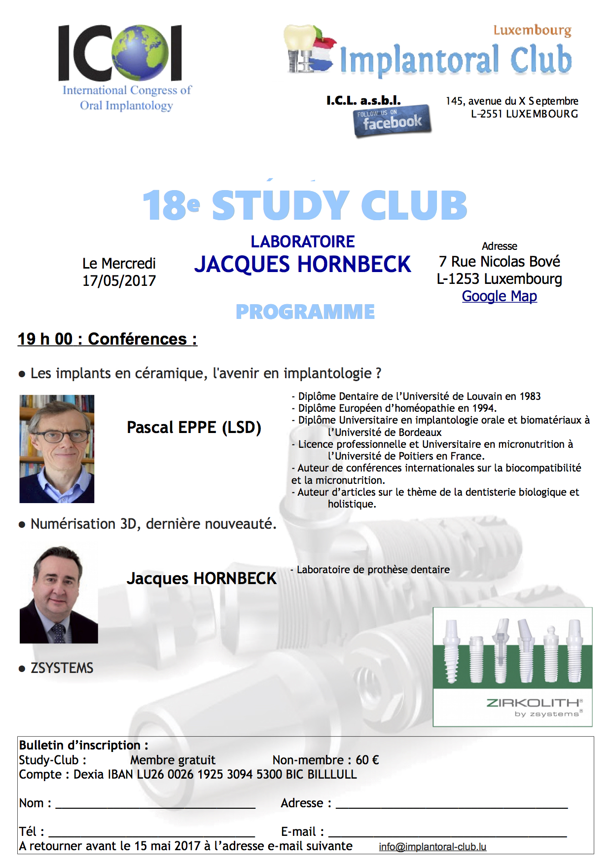 Study Club Luxembourg